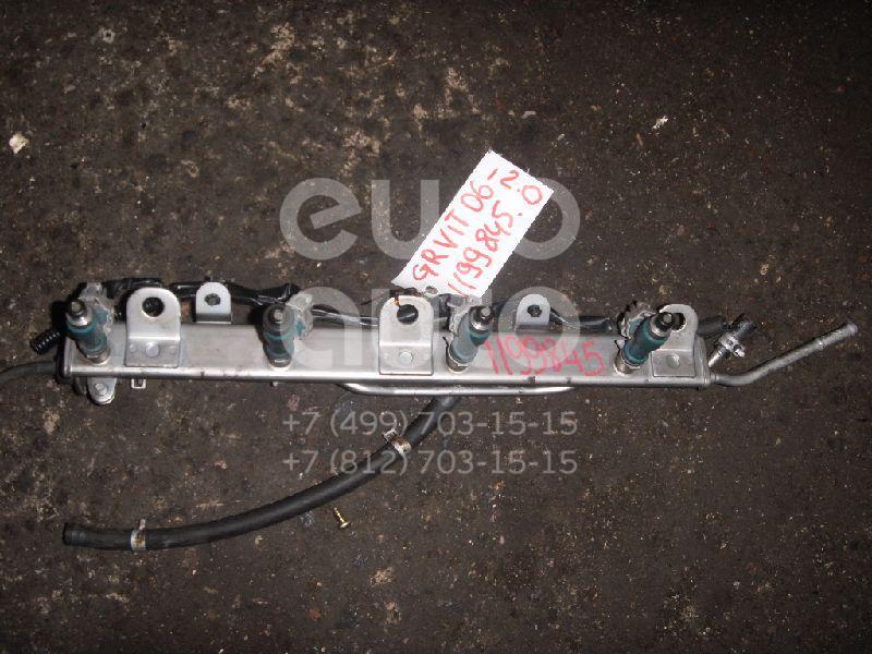 Рейка топливная (рампа) для Suzuki Grand Vitara 2005-2015 - Фото №1