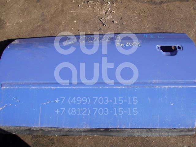 Дверь передняя левая для Audi A3 (8L1) 1996-2003 - Фото №1