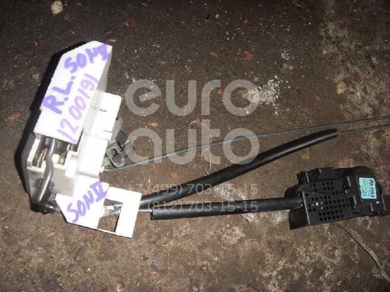 Замок двери задней левой для Hyundai,Kia Sonata IV (EF)/ Sonata Tagaz 2001-2012;Sonata IV (EF) 1998-2001;Magentis 2000-2005 - Фото №1