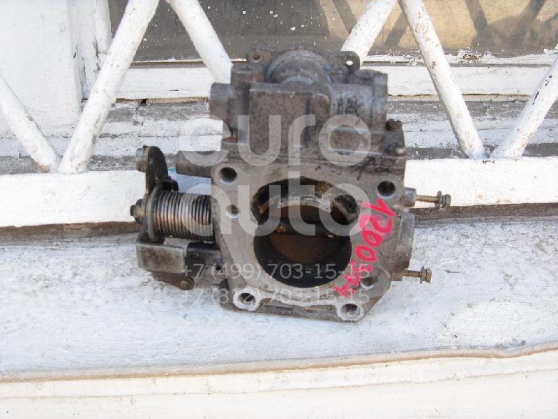 Заслонка дроссельная механическая для Nissan Almera Tino 2000-2006 - Фото №1