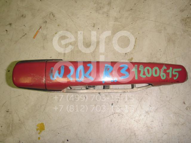 Ручка двери задней наружная правая для Mercedes Benz W202 1993-2000 - Фото №1