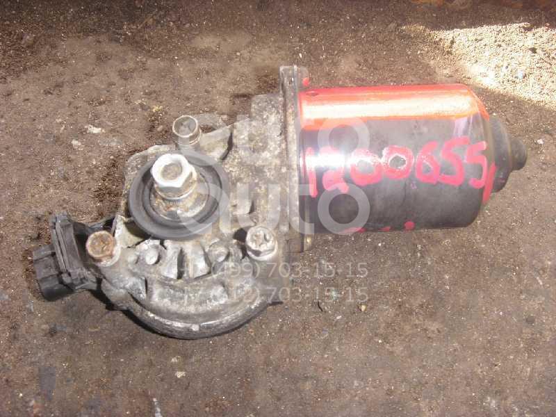 Моторчик стеклоочистителя передний для Mitsubishi Outlander (CU) 2001-2008 - Фото №1