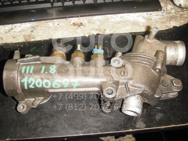 Корпус термостата для Mercedes Benz W202 1993-2000 - Фото №1