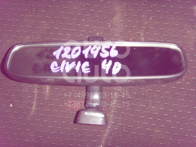 Зеркало заднего вида для Honda Civic 4D 2006-2012 - Фото №1