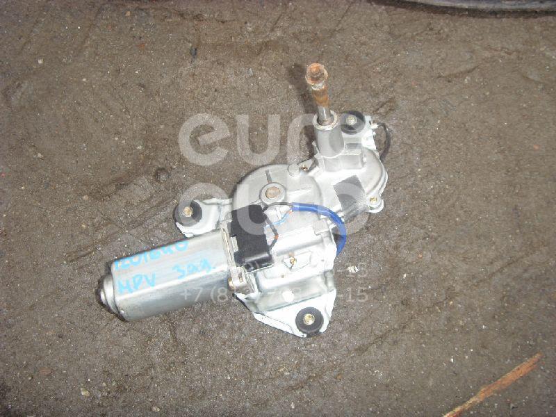Моторчик стеклоочистителя задний для Mazda MPV II (LW) 1999-2006 - Фото №1