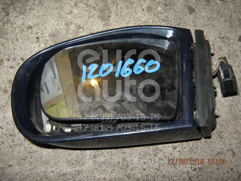 Зеркало левое электрическое для Mercedes Benz W203 2000-2006 - Фото №1