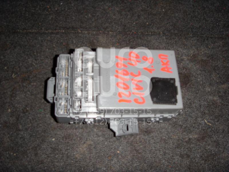 Блок предохранителей для Honda Civic 4D 2006-2012 - Фото №1