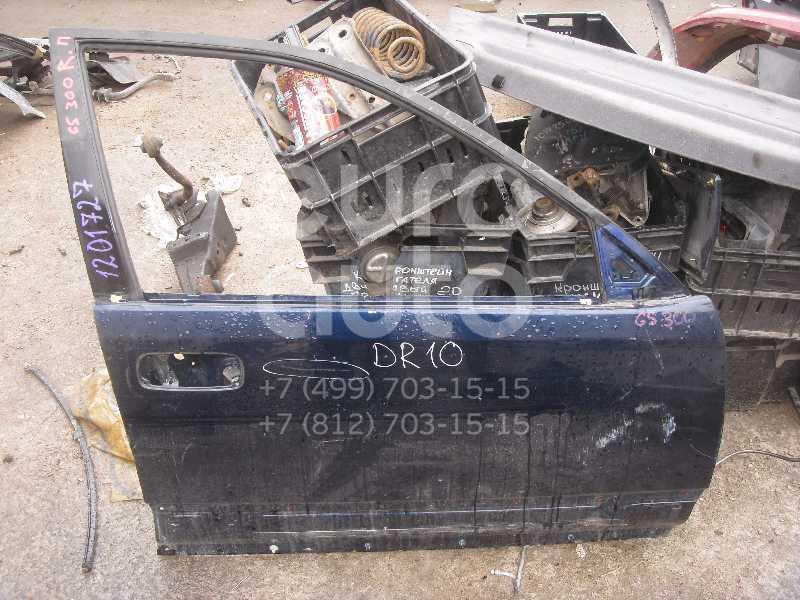 Дверь передняя правая для Lexus GS 300/400/430 1998-2004 - Фото №1