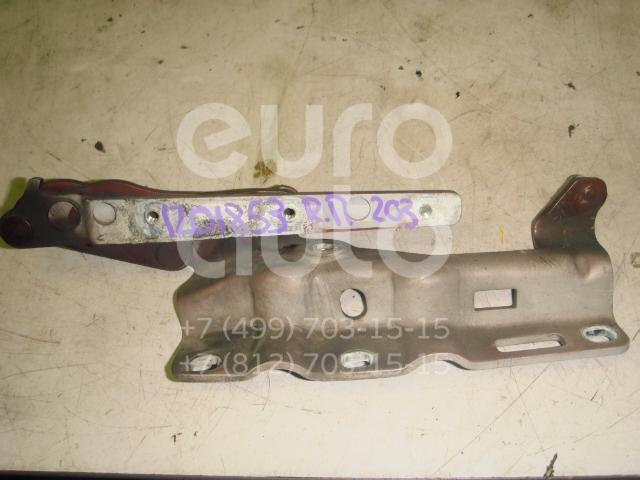Петля капота правая для Mercedes Benz W203 2000-2006;CL203 CLC 2008-2011 - Фото №1