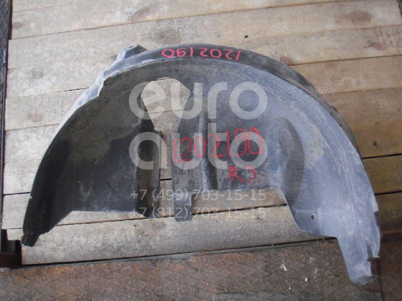Локер задний правый для Audi A3 (8L1) 1996-2003 - Фото №1