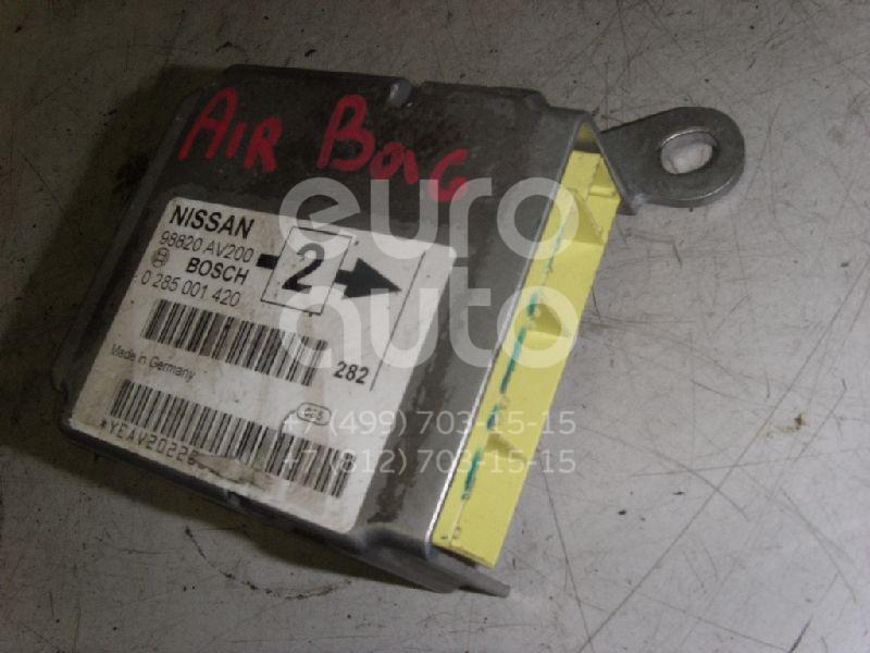 Блок управления AIR BAG для Nissan Primera P12E 2002>;Murano (Z50) 2004-2008 - Фото №1