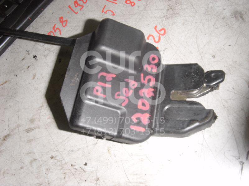Замок багажника для Nissan Primera P12E 2002-2007 - Фото №1