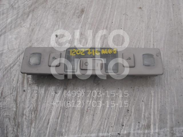 Плафон салонный для Audi A6 [C5] 1997-2004;Octavia 1997-2000;Allroad quattro 2000-2005 - Фото №1