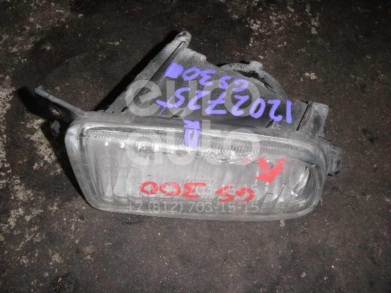 Фара противотуманная правая для Lexus GS 300/400/430 1998-2004 - Фото №1
