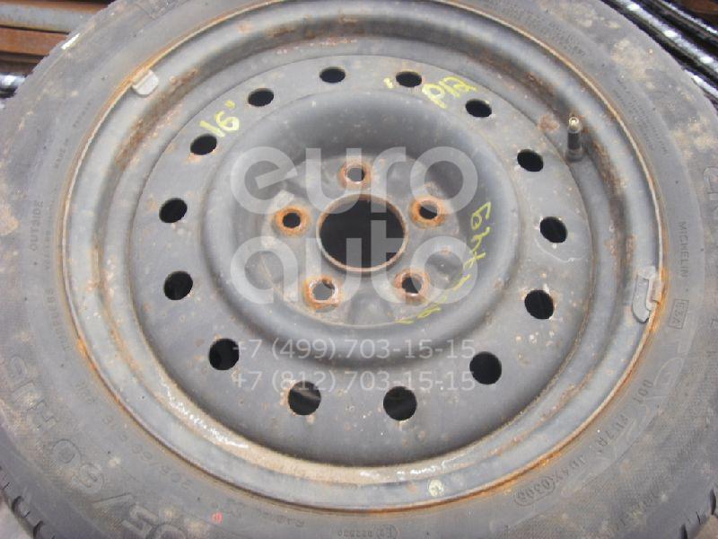 Диск колесный железо для Nissan Primera P12E 2002> - Фото №1