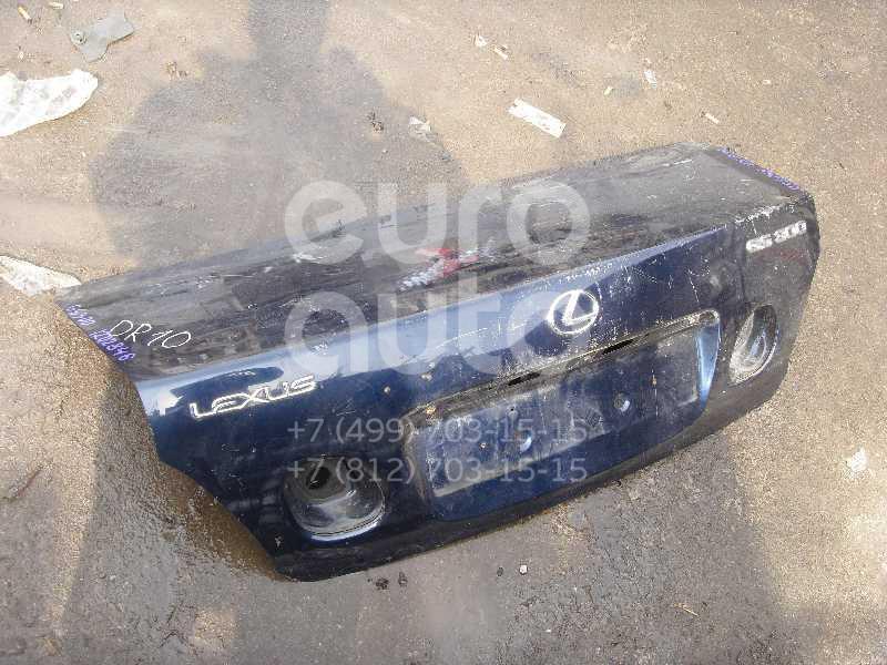 Крышка багажника для Lexus GS 300/400/430 1998-2004 - Фото №1