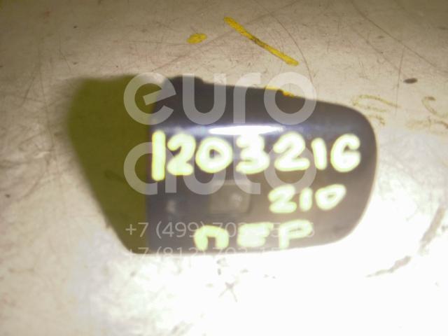 Заглушка замка двери для Mercedes Benz W210 E-Klasse 2000-2002 - Фото №1