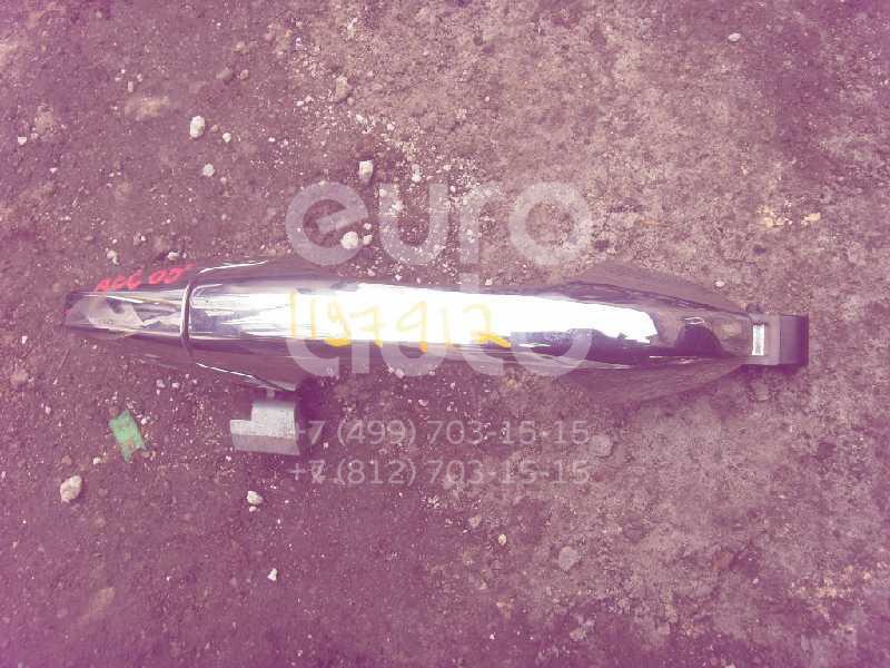 Ручка двери передней наружная левая для Honda Accord VII 2003-2008 - Фото №1