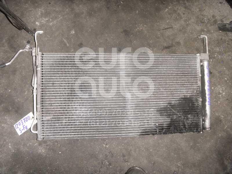 Радиатор кондиционера (конденсер) для Hyundai Santa Fe (SM)/ Santa Fe Classic 2000-2012 - Фото №1