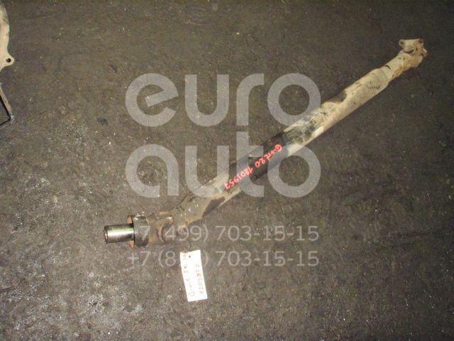 Вал карданный задний для Suzuki Grand Vitara 1998-2005 - Фото №1