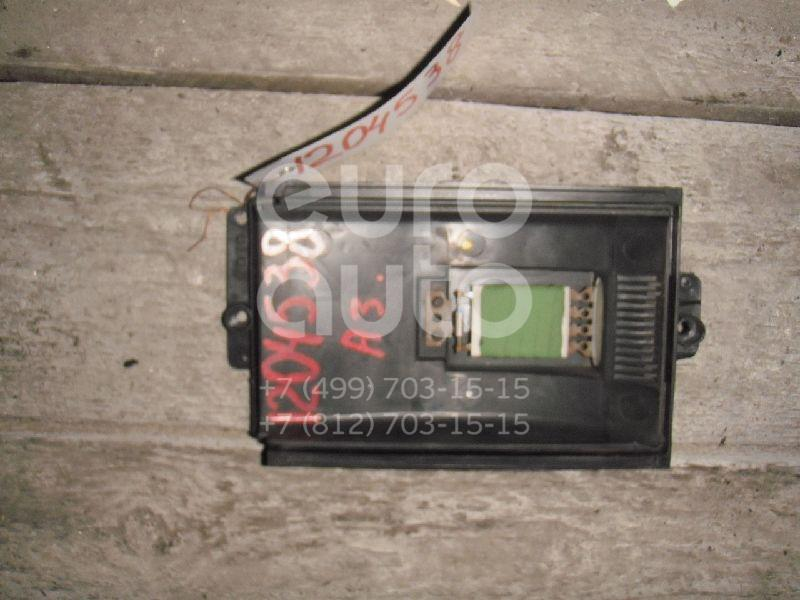 Резистор отопителя для Audi A3 (8L1) 1996-2003 - Фото №1