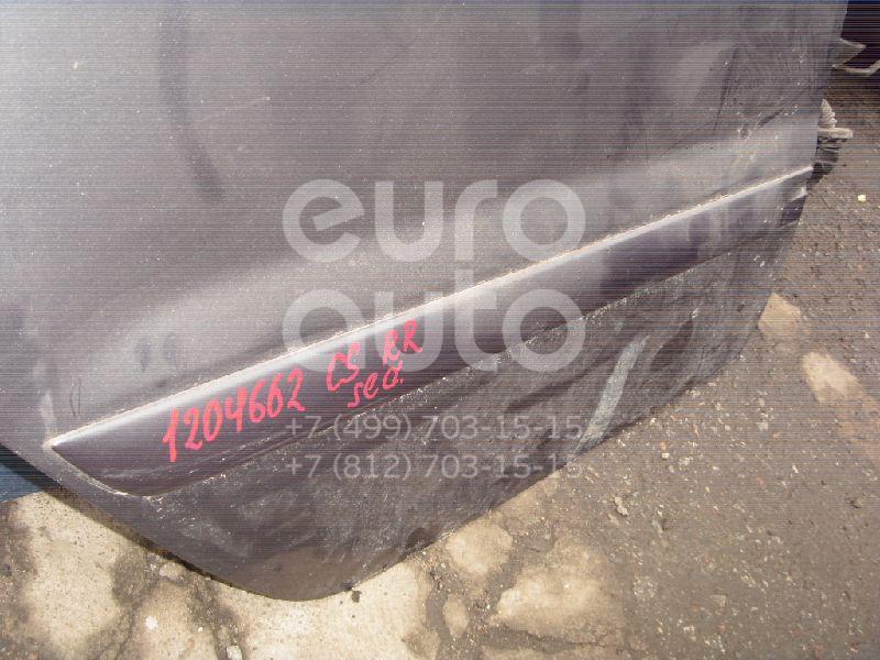 Молдинг задней правой двери для Mitsubishi Lancer (CS/Classic) 2003-2006 - Фото №1