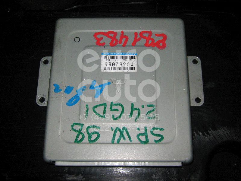 Блок управления двигателем для Mitsubishi Space Wagon (N8,N9) 1998-2004 - Фото №1