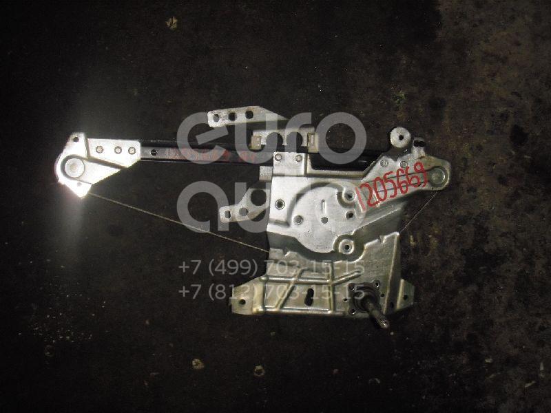 Стеклоподъемник механ. задний правый для Audi A4 [B5] 1994-2000 - Фото №1