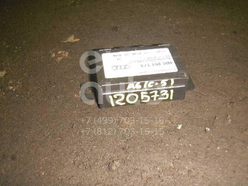 Блок электронный для Audi A6 [C5] 1997-2004;A3 (8L1) 1996-2003;A4 [B5] 1994-2001 - Фото №1