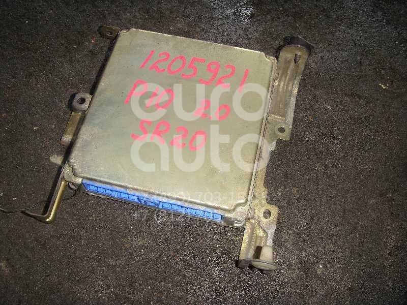 Блок управления двигателем для Nissan Primera P10E 1990-1996 - Фото №1