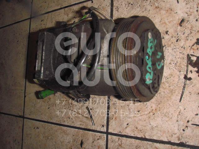 Компрессор системы кондиционирования для Audi 100 [C4] 1991-1994 - Фото №1
