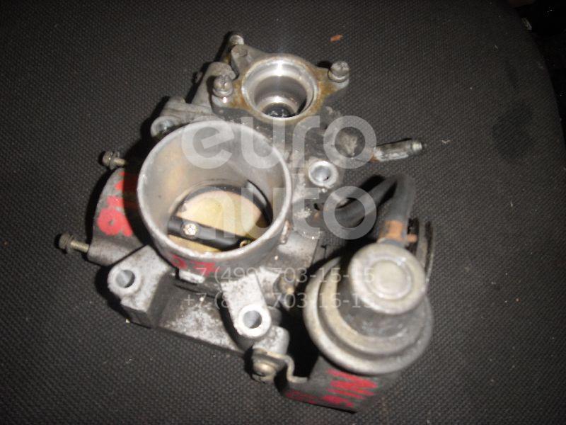 Заслонка дроссельная механическая для Nissan Almera N16 2000-2006 - Фото №1