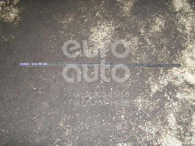 Накладка стекла заднего правого для Mitsubishi Space Wagon (N8,N9) 1998-2004 - Фото №1