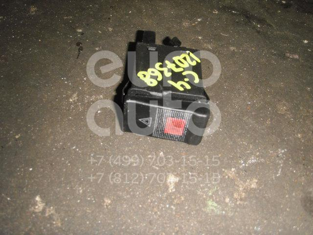 Кнопка аварийной сигнализации для Audi 100 [C4] 1991-1994;V8 1988-1994;80/90 [B4] 1991-1994 - Фото №1