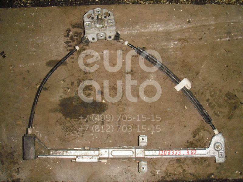 Стеклоподъемник механ. передний правый для Audi 80/90 [B3] 1986-1991;80/90 [B4] 1991-1994 - Фото №1