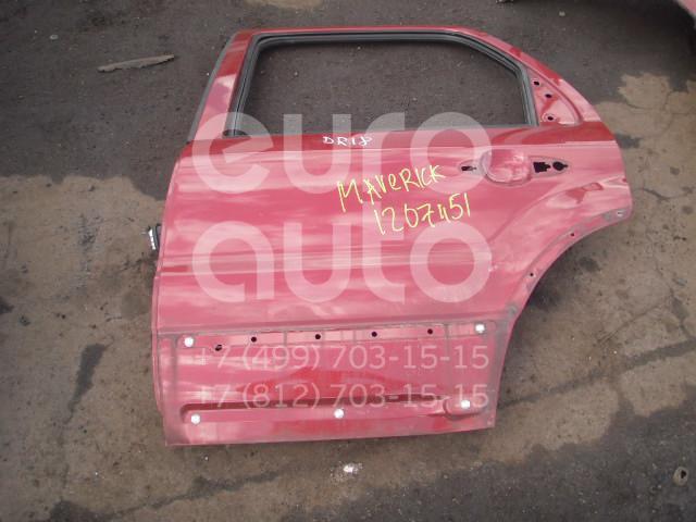 Дверь задняя левая для Ford Maverick 2001-2006;Maverick 2007-2012 - Фото №1