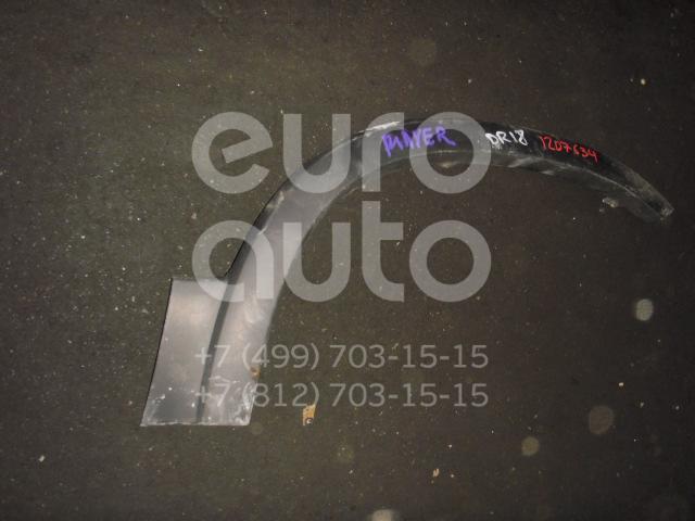 Накладка переднего крыла правого для Ford Maverick 2001-2006 - Фото №1