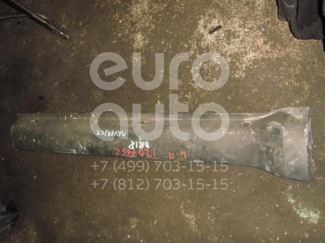 Накладка на порог (наружная) для Ford Maverick 2001-2006 - Фото №1