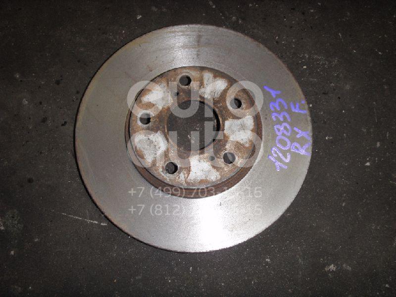 Диск тормозной передний вентилируемый для Lexus RX 300 1998-2003 - Фото №1