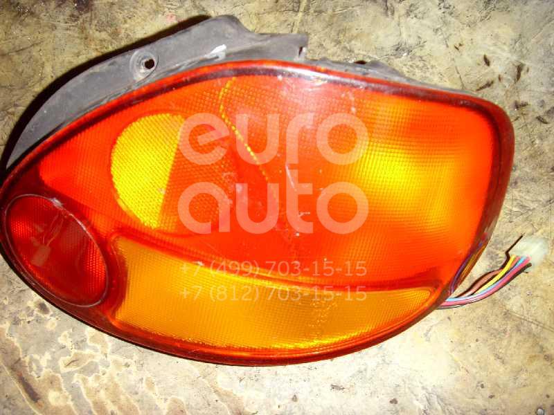 Фонарь задний правый для Daewoo Matiz (M100/M150) 1998-2015 - Фото №1