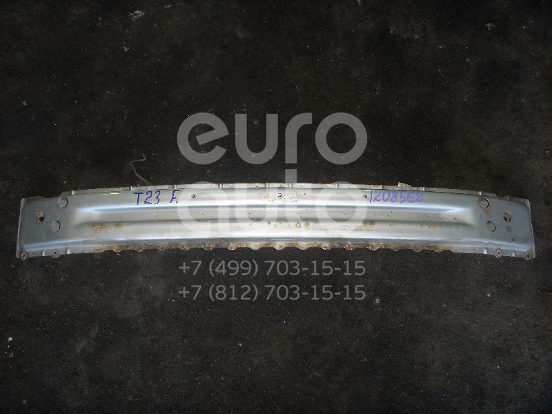 Усилитель переднего бампера для Toyota Celica (ZT23#) 1999-2005 - Фото №1