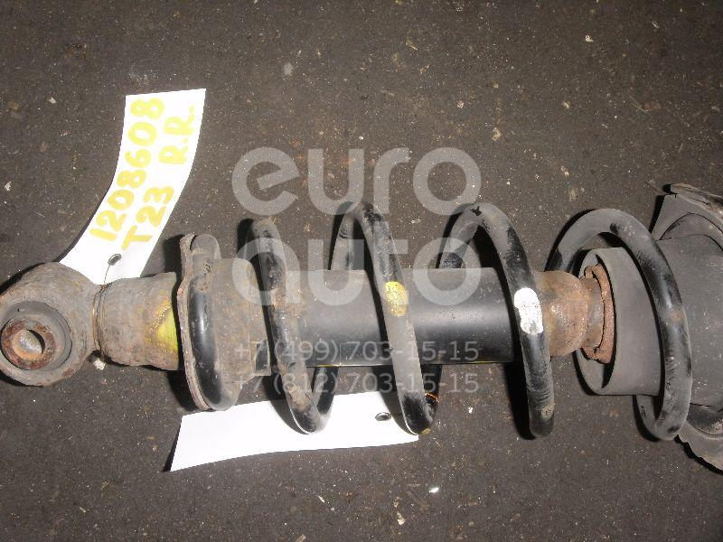 Амортизатор задний правый для Toyota Celica (ZT23#) 1999-2005 - Фото №1