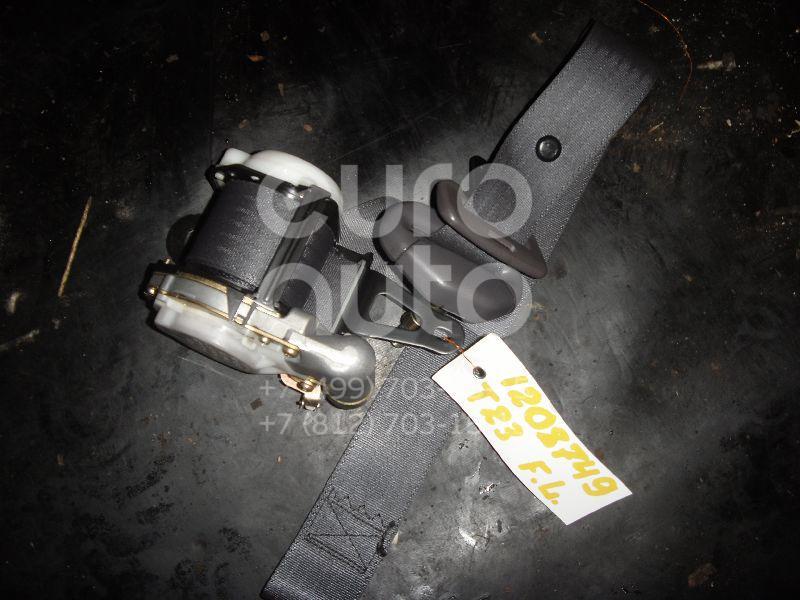 Ремень безопасности с пиропатроном для Toyota Celica (ZT23#) 1999-2005 - Фото №1