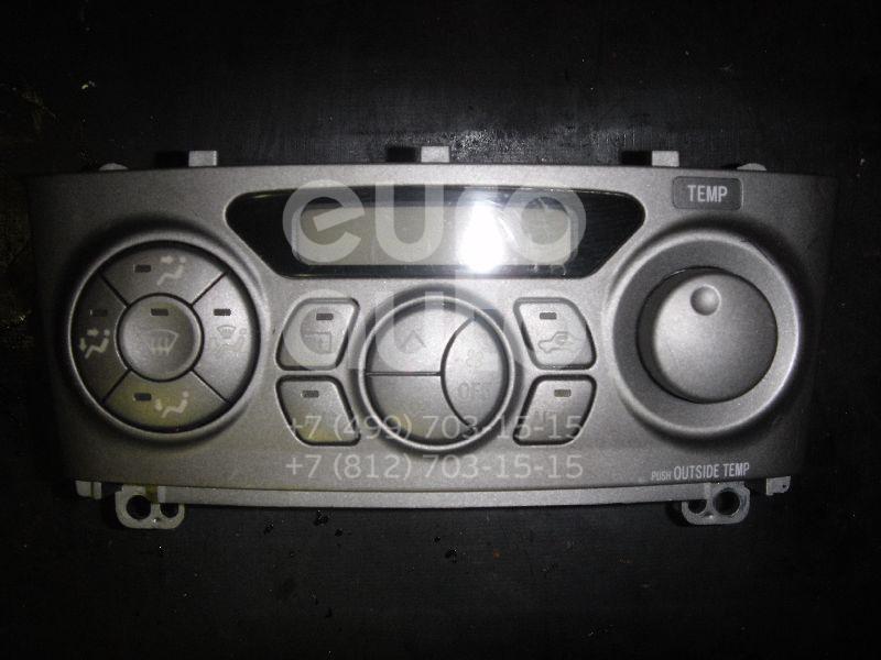 Блок управления климатической установкой для Toyota Celica (ZT23#) 1999-2005 - Фото №1