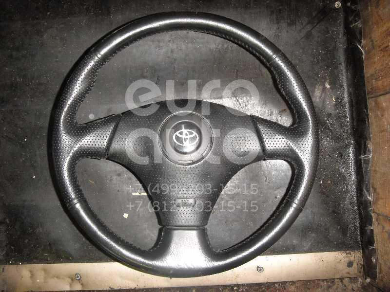 Рулевое колесо с AIR BAG для Toyota Celica (ZT23#) 1999-2005 - Фото №1