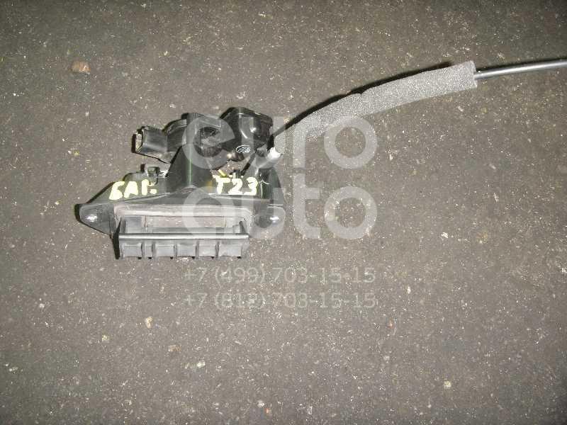 Ручка двери багажника наружная для Toyota Celica (ZT23#) 1999-2005 - Фото №1