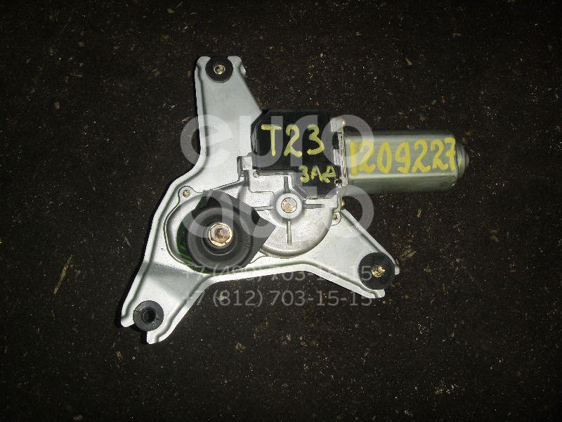 Моторчик стеклоочистителя задний для Toyota Celica (ZT23#) 1999-2005 - Фото №1