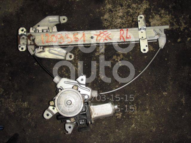 Стеклоподъемник электр. задний левый для Nissan Maxima (A33) 2000-2005 - Фото №1