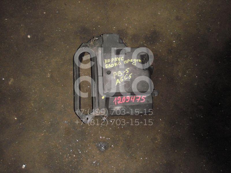 Корпус блока предохранителей для VW,Audi,Skoda Passat [B5] 1996-2000;A4 [B5] 1994-2001;Allroad quattro 2000-2005;A6 [C5] 1997-2004;Passat [B5] 2000-2005;Superb 2002-2008 - Фото №1