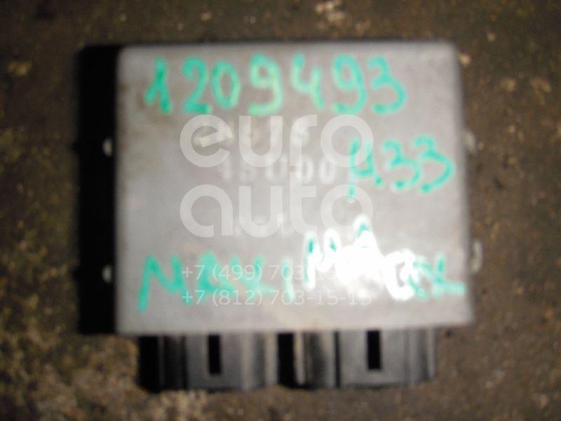Блок электронный для Nissan Maxima (A33) 2000-2005;Maxima (A32) 1994-2000 - Фото №1